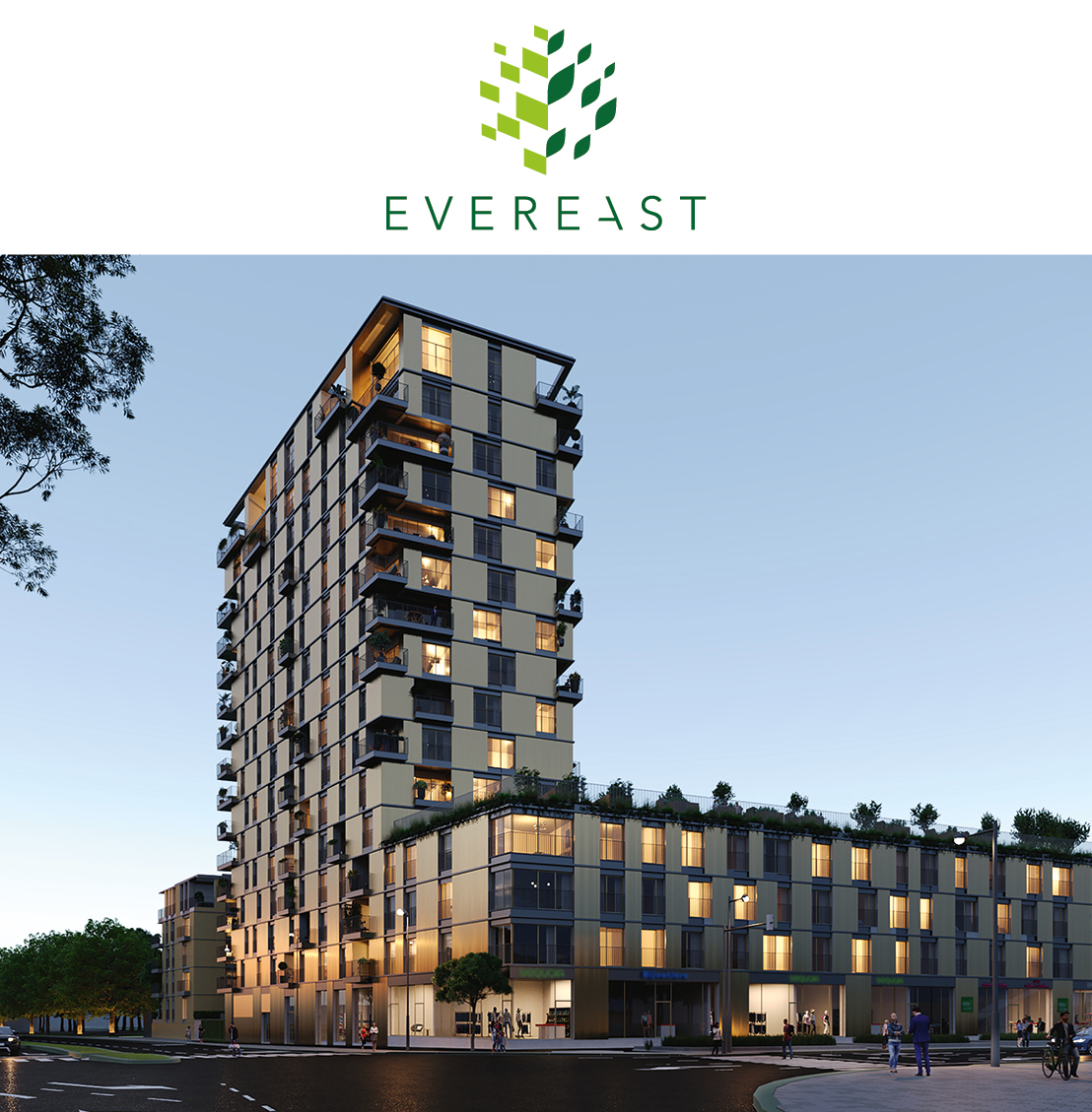 Projet Immobilier Evere