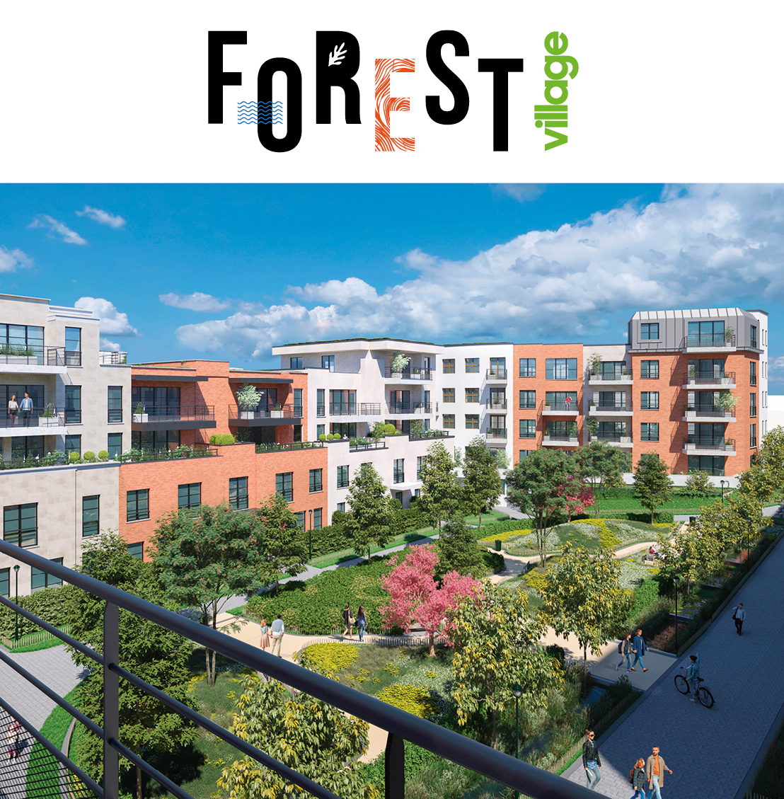 Projet immobilier Forest